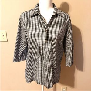 ⭐️3for$25 Liz Claiborne Top